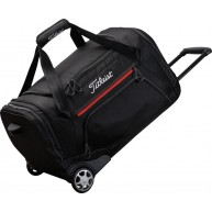 "Titleist Essential 22"" Wheeled Duffel Black"