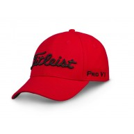 Titleist Tour Elite Cap Red with Black