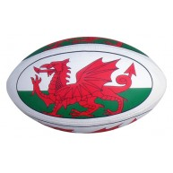 Rubber Promotional Rugby Ball