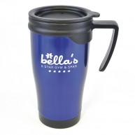 Dali Stainless Steel Travel Mug