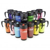 Polo Plus Solid Coloured Travel Mug