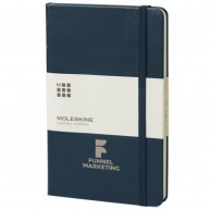 Moleskine Classic Medium Hard Cover Notebook - Ruled