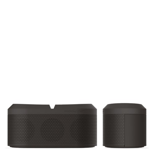 Xoopar Turbo Bluetooth Speaker - black