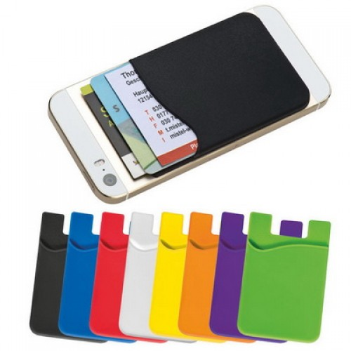 Mobile Phone Card Wallet