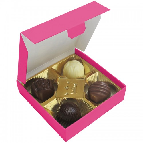 Chocolate Box 4 Pralines