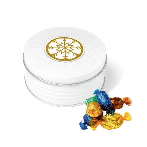 Sunray Treat Tin Filled With Quality Street
