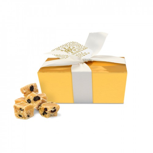 Ballotin Box - Christmas Pudding Fudge