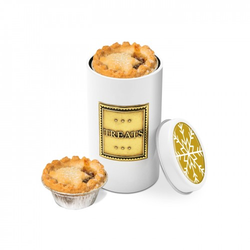 Large Snack Tube - Mince Pies