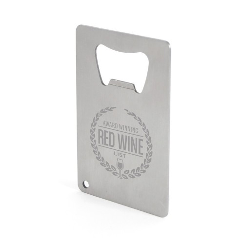 Brimson Credit Card Shaped Bottle Opener
