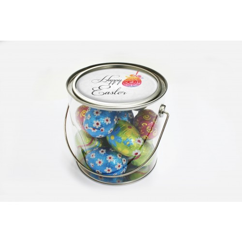 Maxi Easter Bucket - Large Hollow Eggs