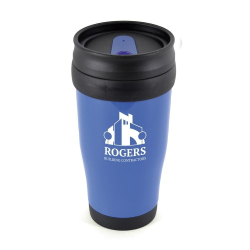 Polo Tumbler With Secure Screw Top
