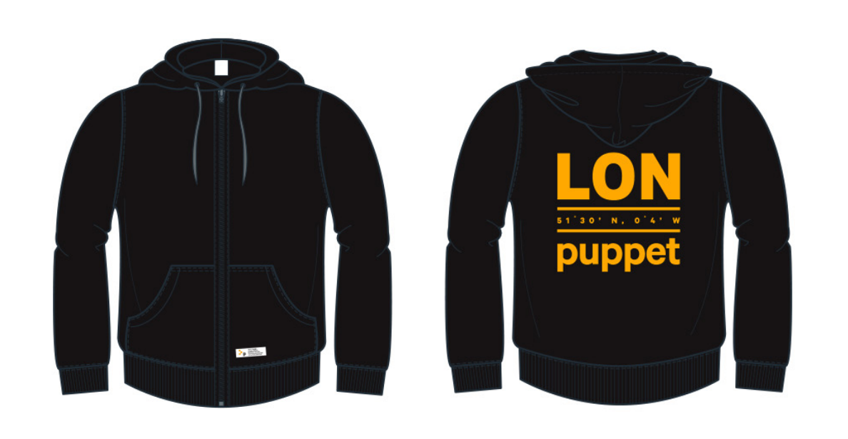 Puppet are 'out with the old and in with the new' OB Hoodies